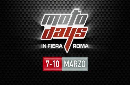 03 MARZO 2015 FIERA ROMA MOTODAYS 2015